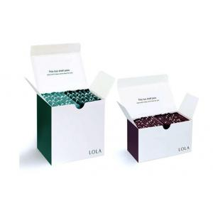 Tamp On Packaging Boxes
