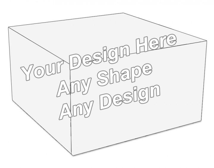 Custom - Cake Bakery Packaging Box
