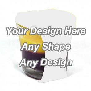 Custom - Cup Jar Sleeve Packaging