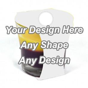 Die Cut - Cup Jar Sleeve Packaging