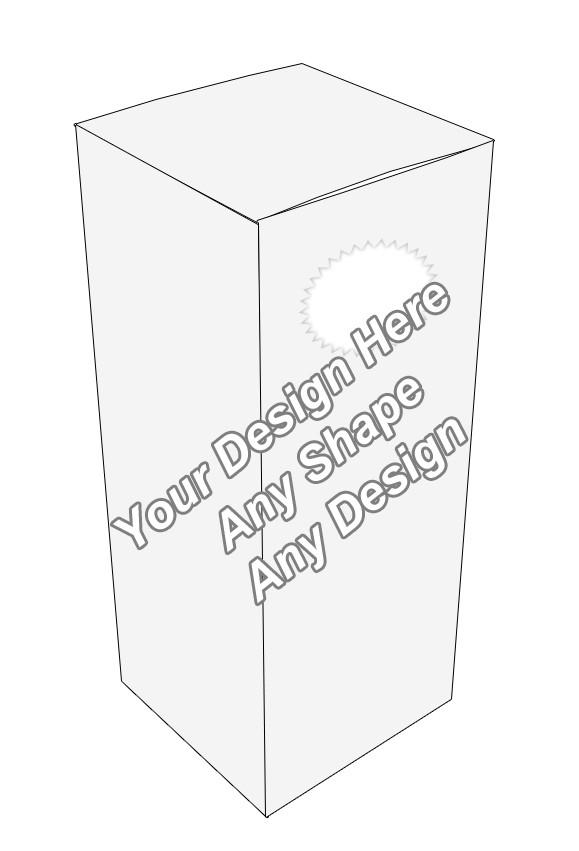 Die Cut - Eye Drops Packaging Boxes