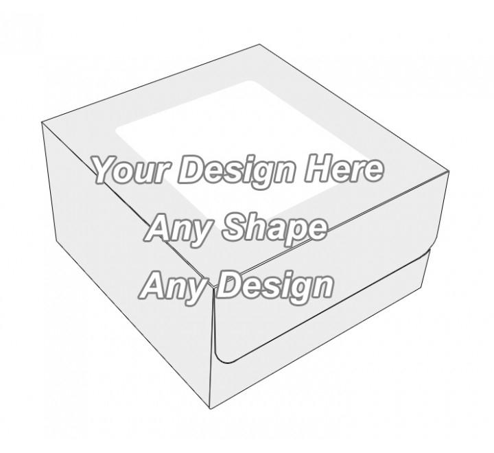 Window - Thread Packaging Boxes