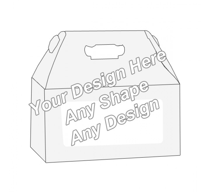 Window - Custom Packaging Boxes