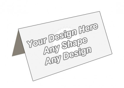 Die Cut - Header Card Packaging