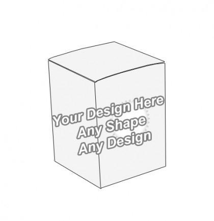 Die Cut - Candle Wrap Packaging