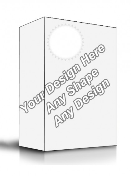 Die Cut - Software Packaging Boxes
