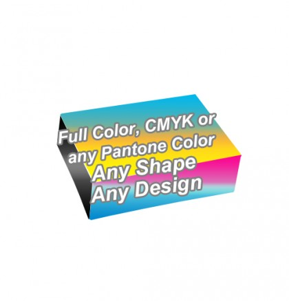 Full Color - Four Corner Cake Boxes