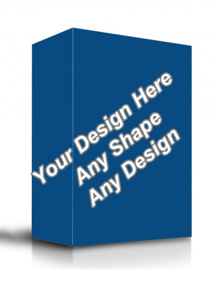 Matte Finish Boxes - Product Packaging Boxes