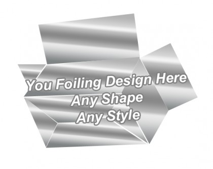 Silver Foiling - Full Flap Auto Bottom Boxes