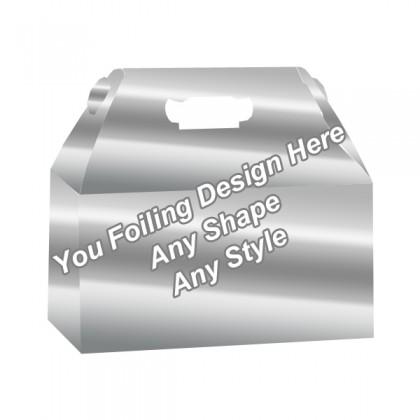 Silver Foiling - Gable Boxes