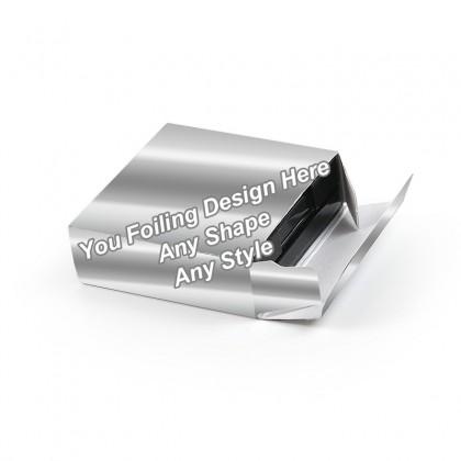 Silver Foiling - E Cigs Boxes
