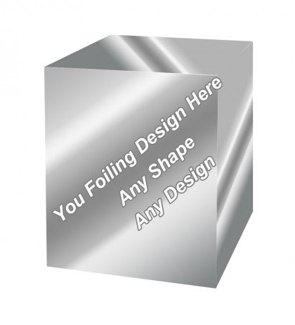 Silver Foiling - Masala Packaging