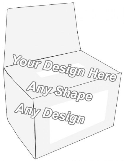 Window - Bandage Packaging Boxes