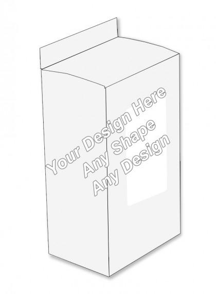 Window - Five Panel Hanger Boxes