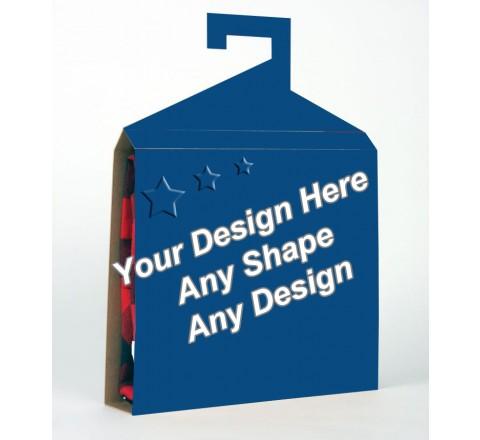 Embossed - Shirt Packaging Box