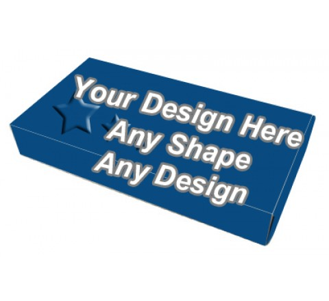 Embossed - Latex Gloves Packaging Boxes