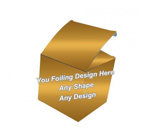 Golden Foiling - Skin Care/ Cream Boxes