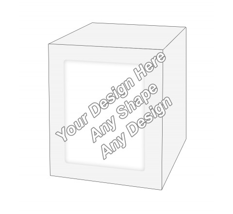 Window - Mobile Accessory Packaging Boxes